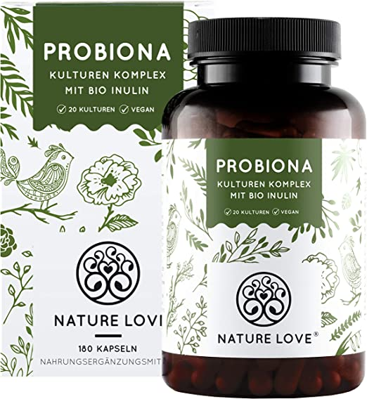 NATURE LOVE® Probiona Komplex