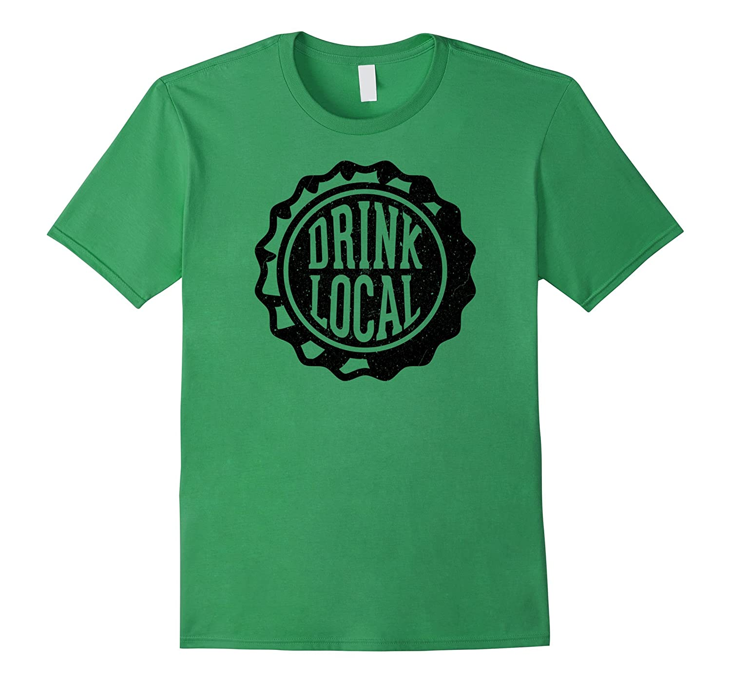 drink local beers t shirt drink local craft beer bottle