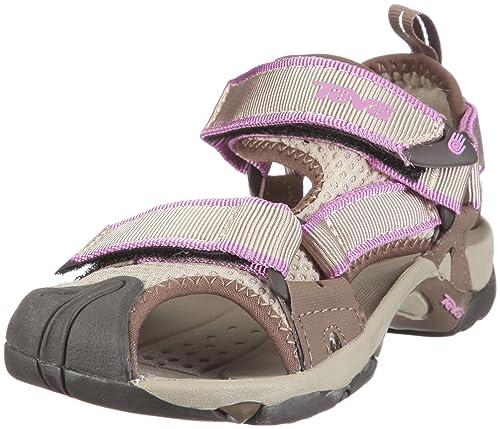 97b1e89c0b768c Teva Toachi Kids Unisex Children s Sandal Pink chocolate chip UK 3 Junior