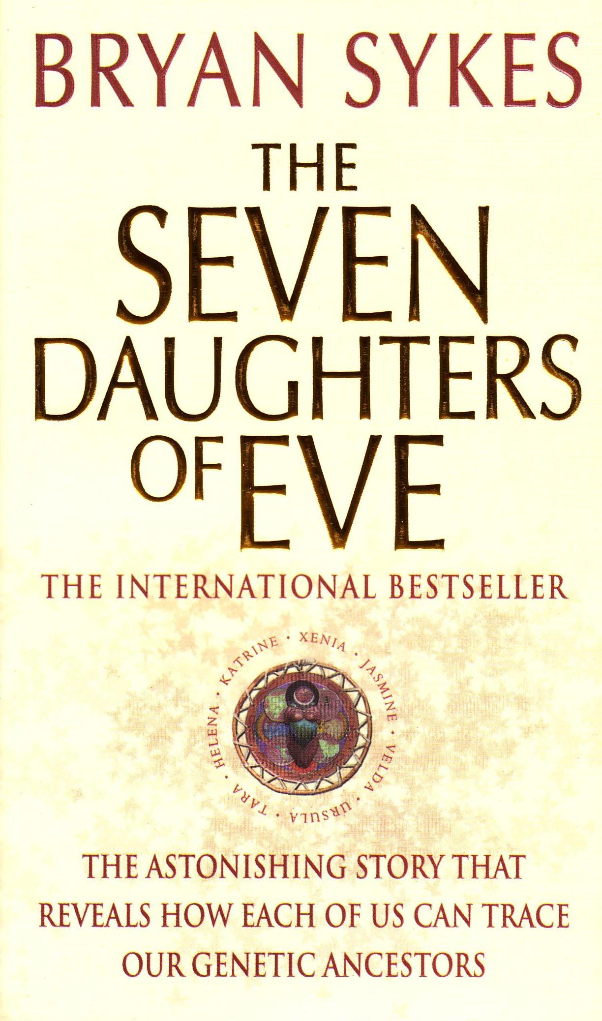 Download The Seven Daughters Of Eve pdf