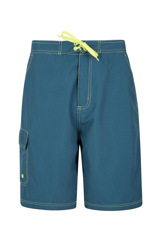 Mountain Warehouse Ocean Mens Boardshorts - Fast Dry Swim Shorts