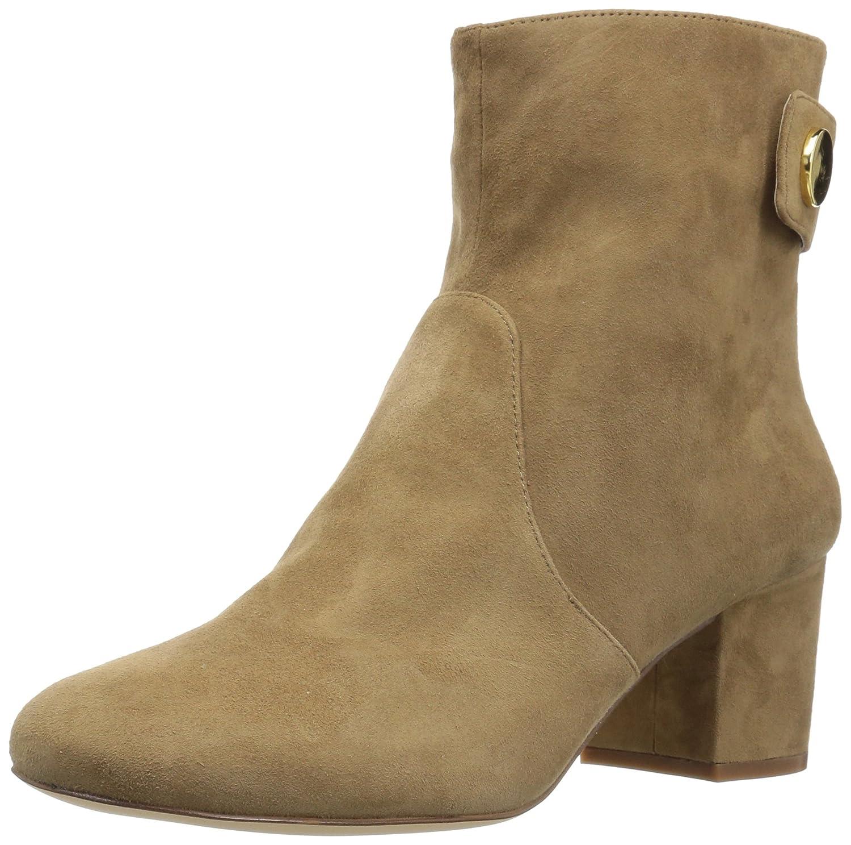 Nine West Women's Quarryn Suede Ankle Boot B01MTW93HS 8 B(M) US|Green