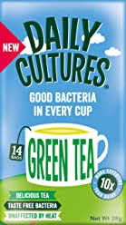 Daily Cultures Green Tea - 14 Sachets