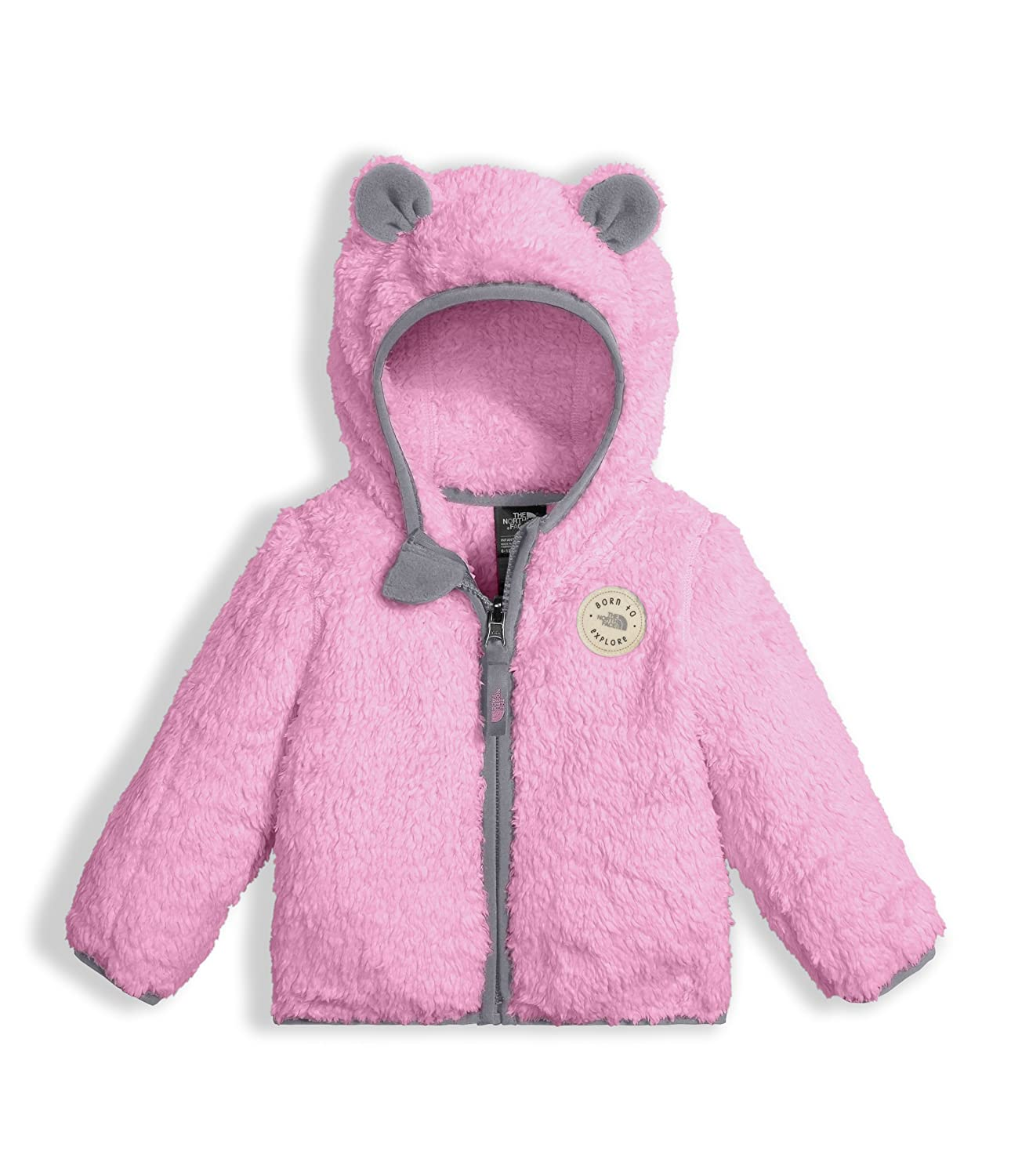 ed7af829f273 Amazon.com  The North Face Infant Plushee Bear Hoodie  Sports   Outdoors