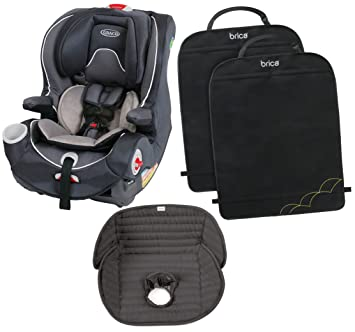 Graco Smart Seat All In One Car With Mat Deluxe