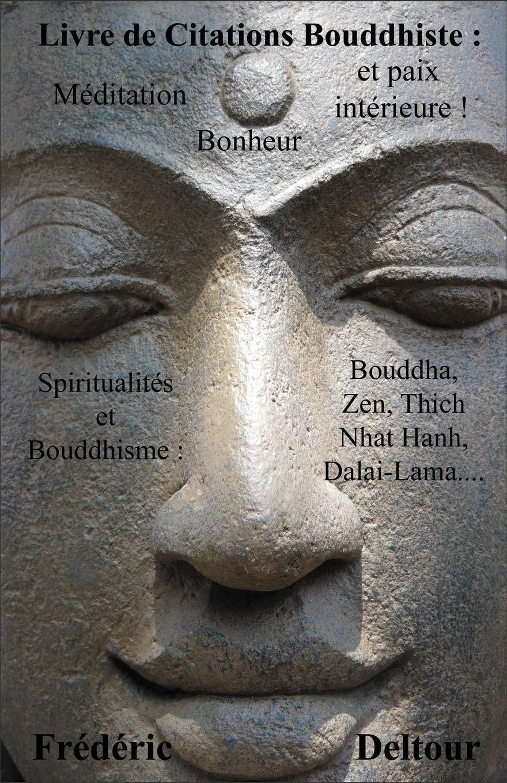 Amazon Fr Livre De Citations Bouddhiste Méditation