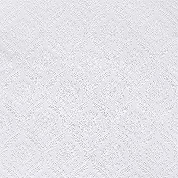 Brewster RD335 Anaglypta Wallpaper 21 Inch X 396 Whites
