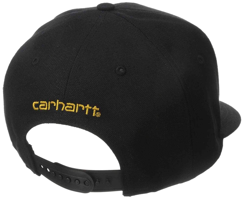 Carhartt Men s 100 Percent Cotton Duck Moisture Wicking Fast Dry Ashland Cap  0e2afc6fcb24