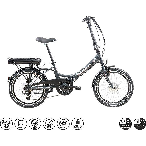 awhao-123 Bicicleta de Ciclo del Motor de Alta Velocidad de la ...