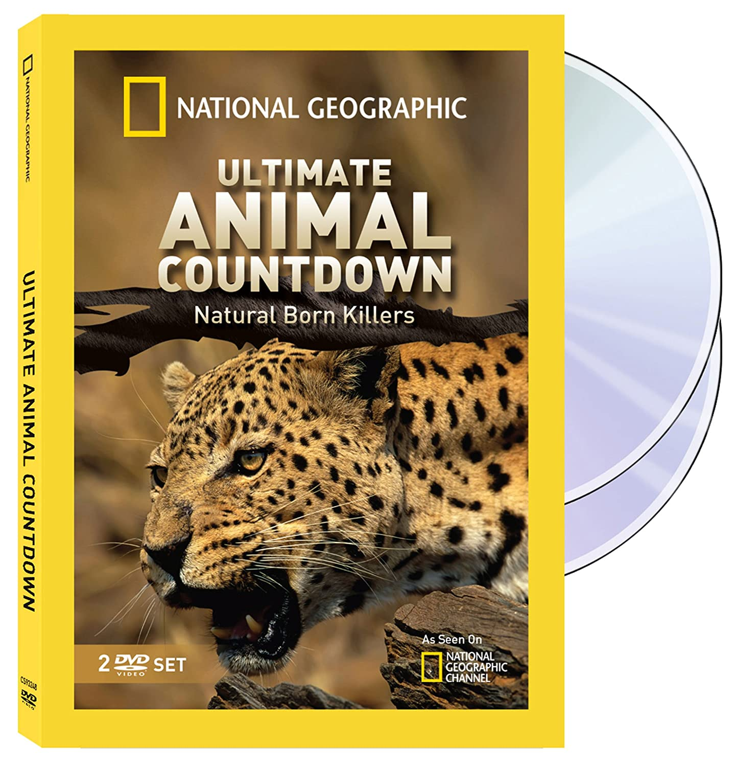 National Geographic - Ultimate Animal Countdown : Natural Born Killers
