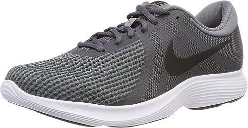 Nike Mujeres Negro Free Rojo Correr Zapatillas 0 Azul 5 Para