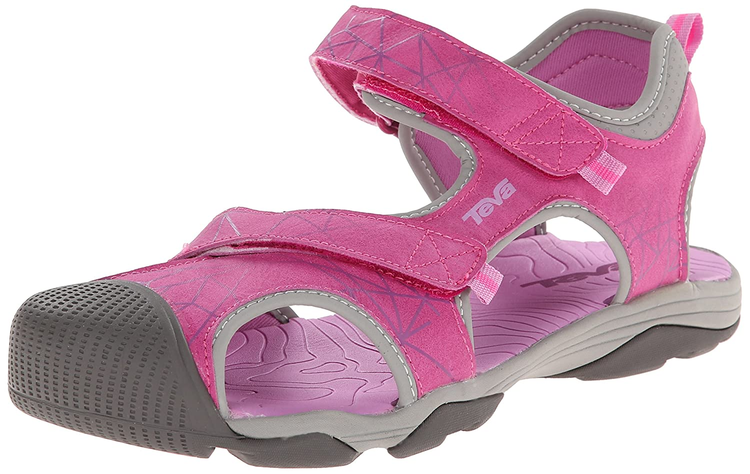 d07a69ea2 Teva Toachi 3 Kids Sport Sandal (Toddler Little Kid Big Kid)  Amazon.in   Shoes   Handbags