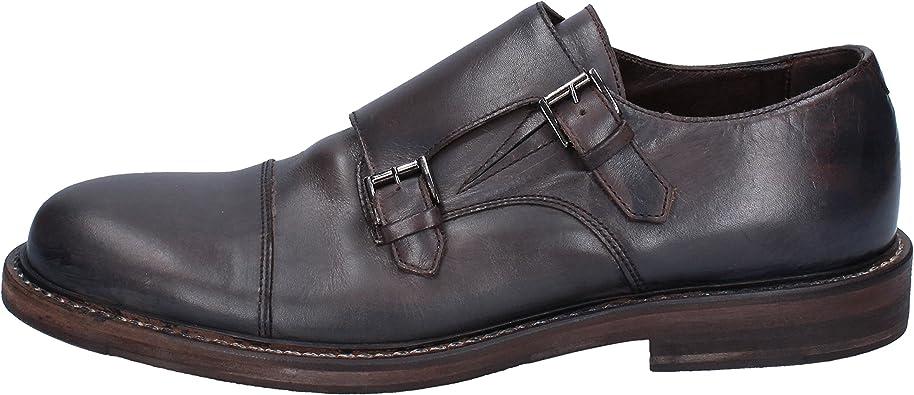 ROBERTO BOTTICELLI Zapatos Elegantes Hombre Cuero marrón
