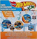 Hot Wheels Wild Racer Hanging Swirls, Multicolor