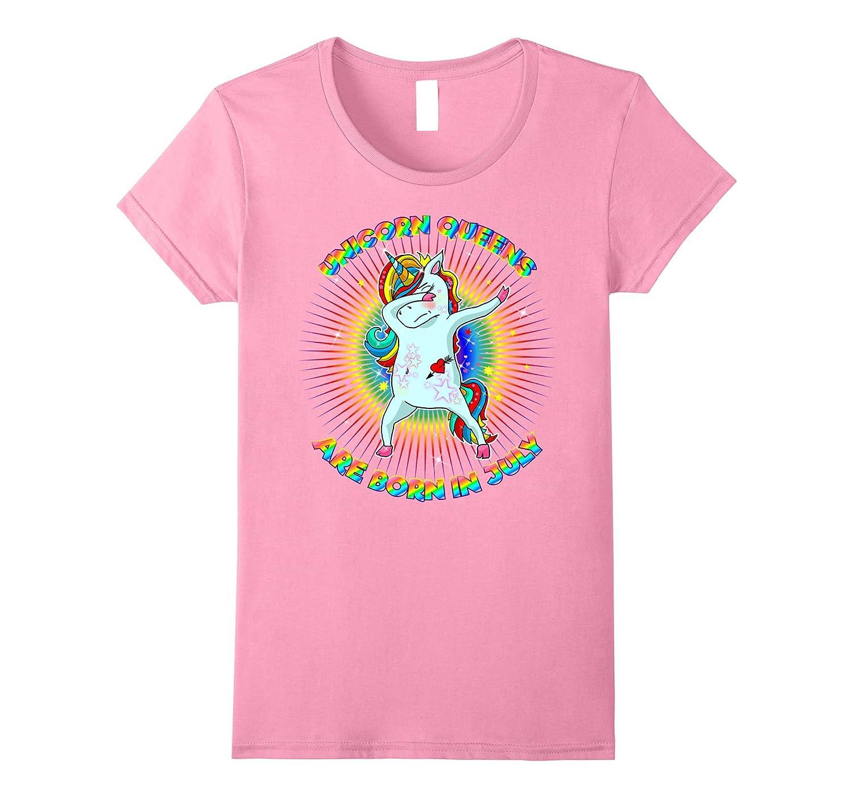 Unicorn Queen Shirt  Born In July
