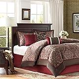 Madison Park Talbot 7 Piece Comforter Set, King