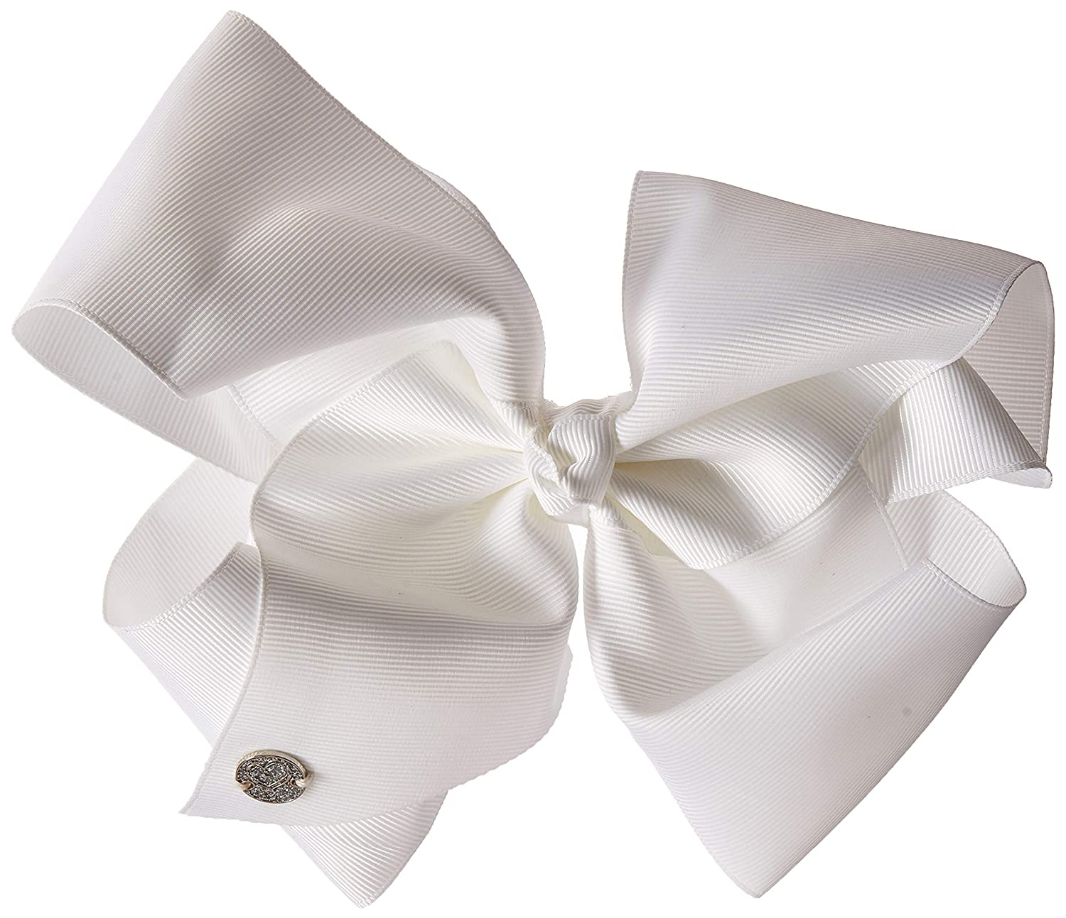 JoJo Siwa Large Cheer Hair Bow White
