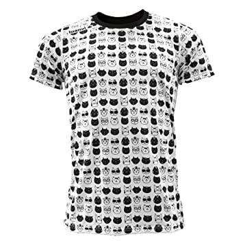 9782f04917256 Luanvi Edición Limitada Camiseta técnica Cats