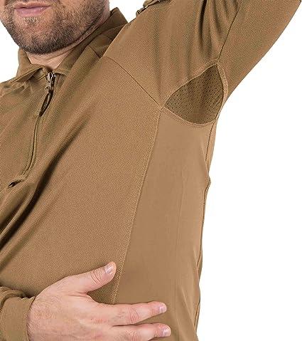 Helikon-Tex Range Polo Shirt TopCool - Negro: Amazon.es: Deportes ...