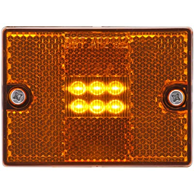 Optronics MCL36AS Amber LED Marker Light: Automotive