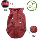 Pet Craft Supply Stylish Peacoat for All Dogs