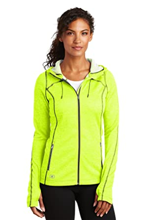 510bfadaddf OGIO ENDURANCE Ladies Pursuit Full-Zip at Amazon Women s Clothing store