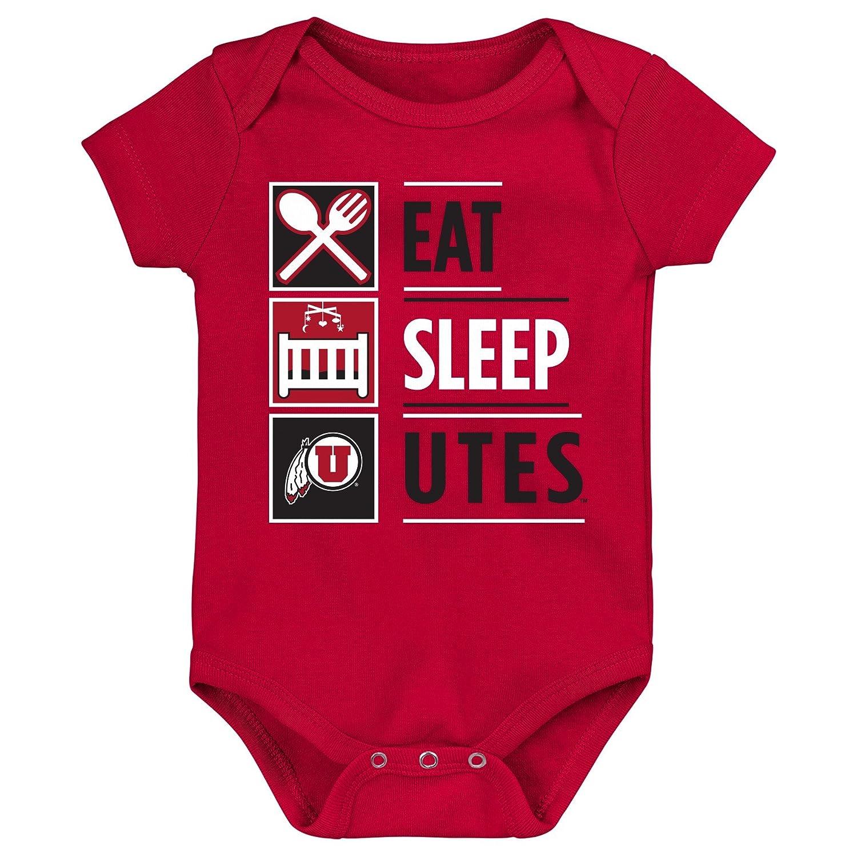 新発売の NCAA新生児All I Do半袖Onesie Do半袖Onesie B07416M2QK 24 24 Months 24 Months|Utah Months|Utah Utes, ウェビック:415c364a --- svecha37.ru