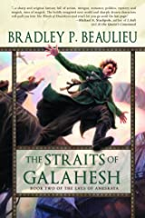 The Straits of Galahesh: The Second Volume of The Lays of Anuskaya Paperback