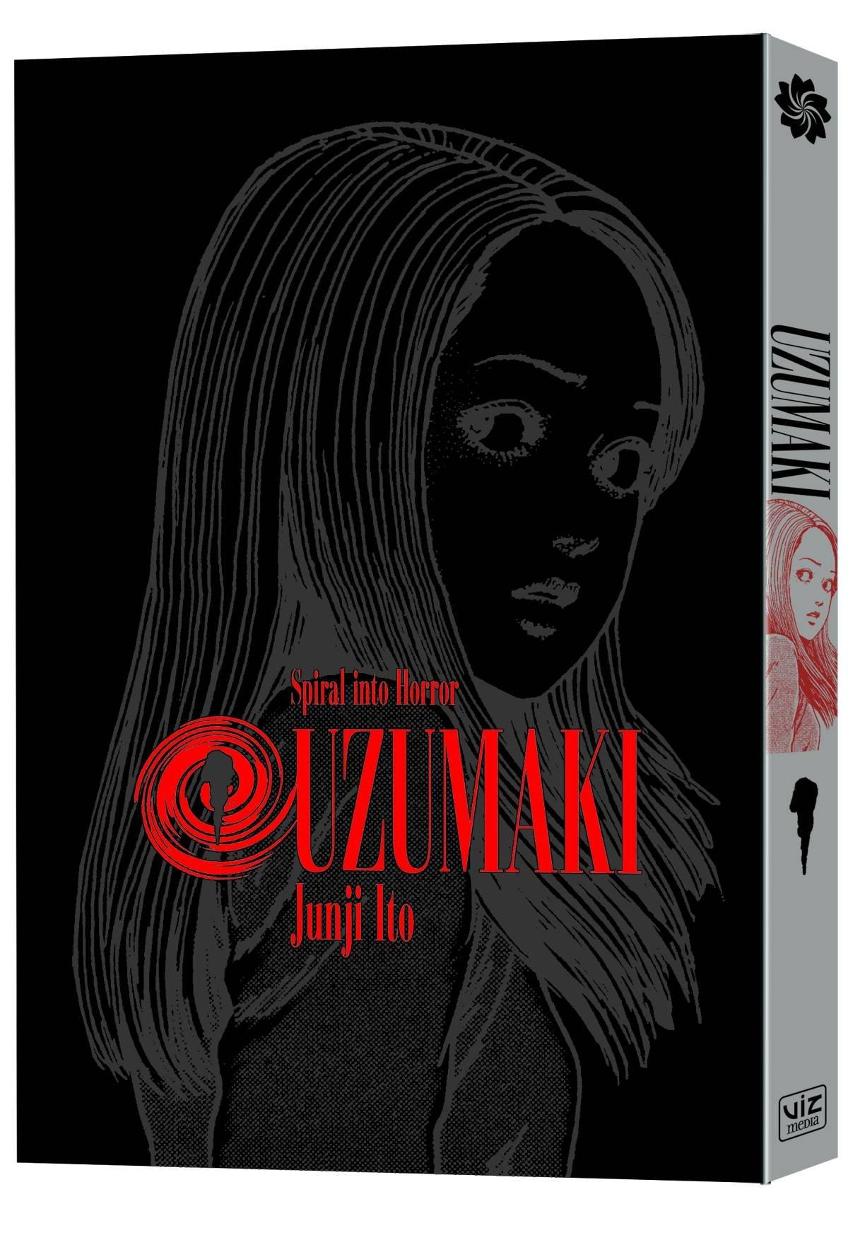 Read Online Uzumaki: Spiral into Horror, Vol. 1 PDF