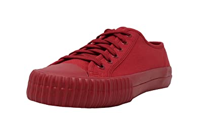 938c82b0be PF Flyers Center Lo Mono Red Men s Fashion Sneakers (4.0 D(M) US