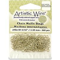 Artistic Wire A314-20-NTB-02 - Material para Manualidades