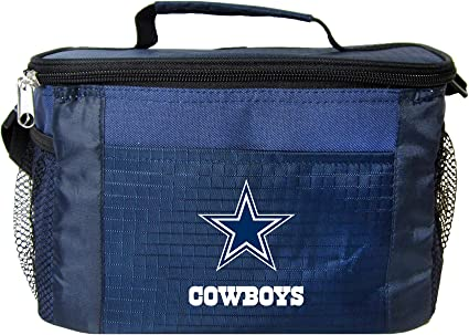 Dallas Stars Big Logo 12 Pack Cooler