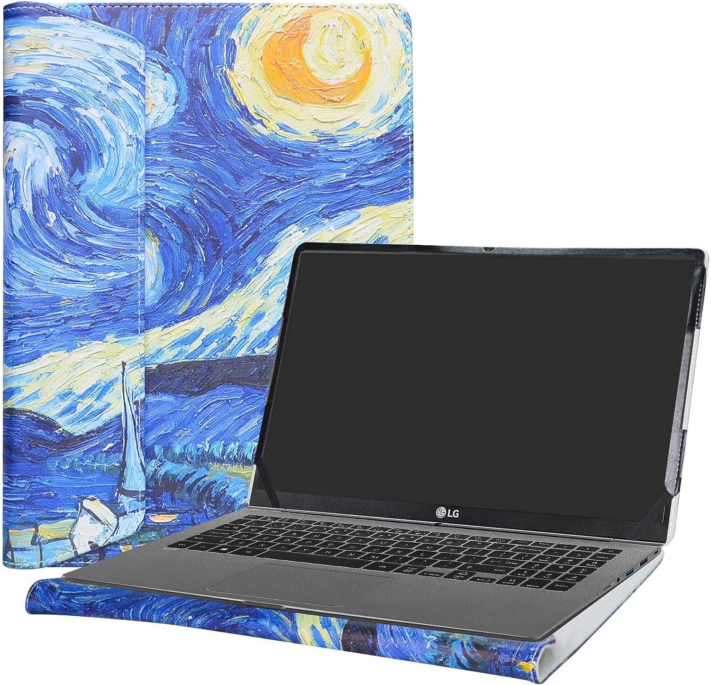 "Alapmk Protective Case Cover for 15.6"" LG Gram 15 15Z970 15Z980 15Z990 Series Laptop(Warning:Not Fit LG Gram 15 15Z960/15Z950),Starry Night"
