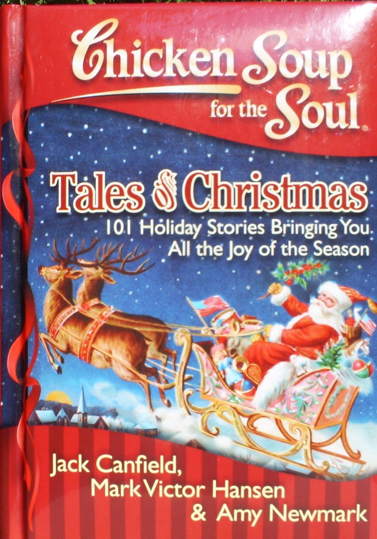 Read Online Chicken Soup for the Soul: Tales of Christmas PDF Text fb2 book