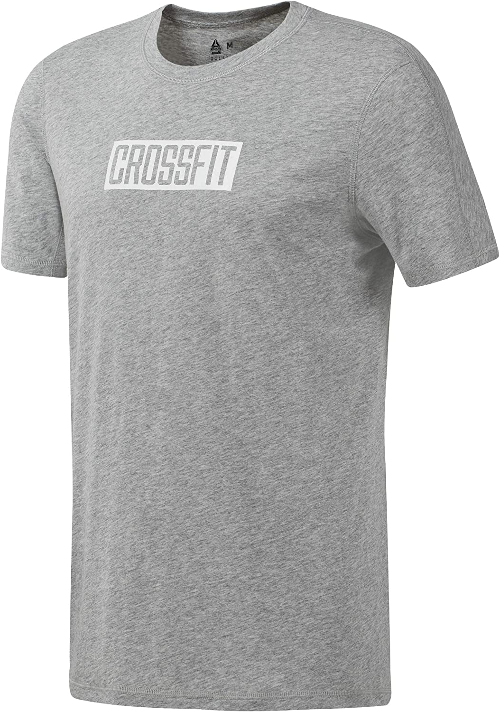 Reebok RC Move tee Camiseta Hombre