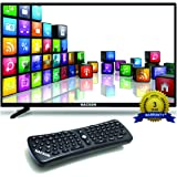 Nacson 80cm (32 inches) NS8016Smart HD Ready LED TV with Airfly Airmouse Remote Control