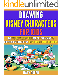 Learn To Draw Disney Characters Like A Pro A Complete Guide To