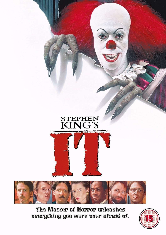 Stephen King\'s It [DVD] [2006]: Amazon.co.uk: Harry Anderson, Dennis ...