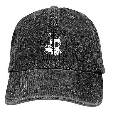 LUXNG - Gorra de béisbol - para Hombre Bad Bunny 6 Taille Unique: Amazon.es: Ropa y accesorios