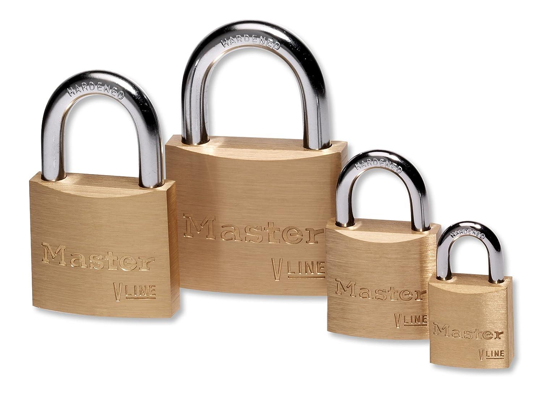 Master Lock V Line 20mm Brass Padlock Diy Tools Box Switch On Furthermore Emka Keys In Addition Circuit Breaker