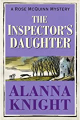 The Inspector's Daughter (A Rose McQuinn Mystery No.1) (Rose McQuinn series) Kindle Edition