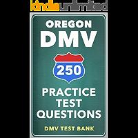 250 Oregon DMV Practice Test Questions