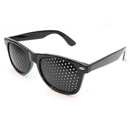 Lunettes sténopéïques, lunettes à grille, lunettes de repos à sténopé,  lunettes pour améliorer 0ac5e15ebcbe