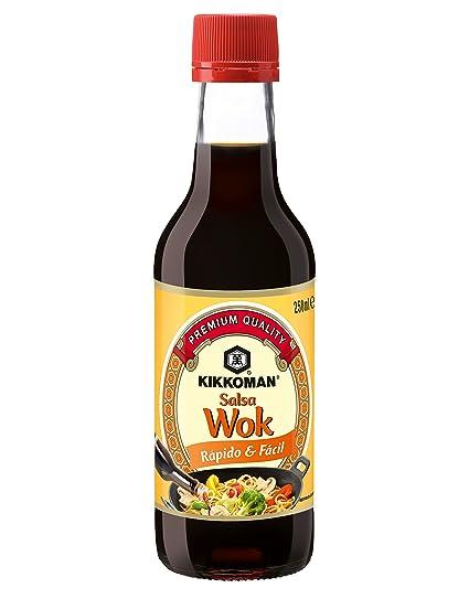 Kikkoman Salsa de Wok - 250 ml