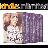 Snowflakes & Snuggles: Six Heartwarming Christmas Romances (English Edition)