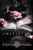 Initiated: a reverse harem bully romance (Kings of Miskatonic Prep Book 2) (English Edition)