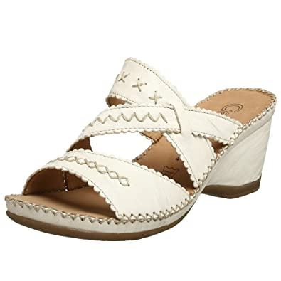Gabor Keilpantoletten Creme Weiss Grosse 5 Amazon De Schuhe