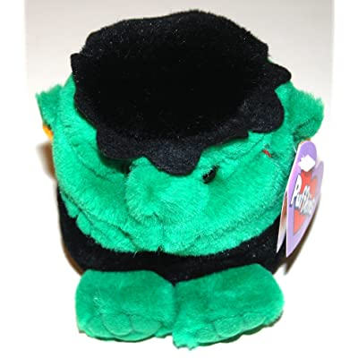 "Puffkins Stitch 4"" Plush Halloween Monster: Toys & Games"