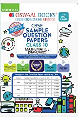 Oswaal CBSE Sample Question Paper Class 10 Mathematics Standard Book (Reduced Syllabus for 2021 Exam) Kindle Edition