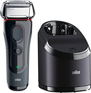 Braun Series 5 5050cc Electric Foil Shaver with Clean&Charge Station